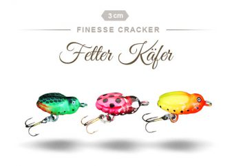 Der Finesse Cracker Fetter Käfer von Fischers Gold