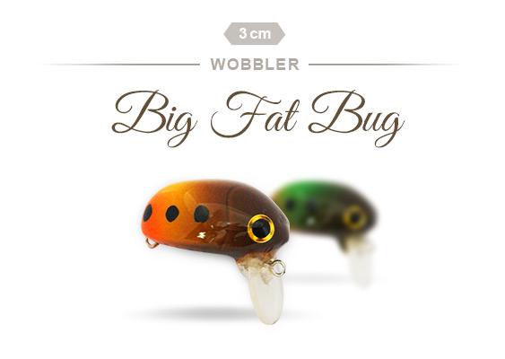 Forellenköder Big Fat Bug