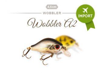 Wobbler A2 im Sortiment