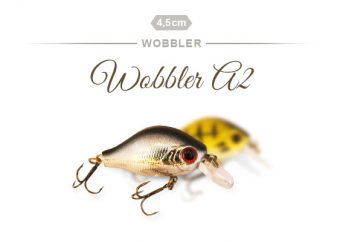 Wobbler A2 im Sortiment