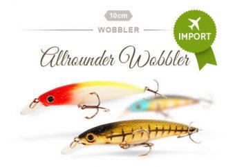 Allrounder Wobbler von Fischers Gold