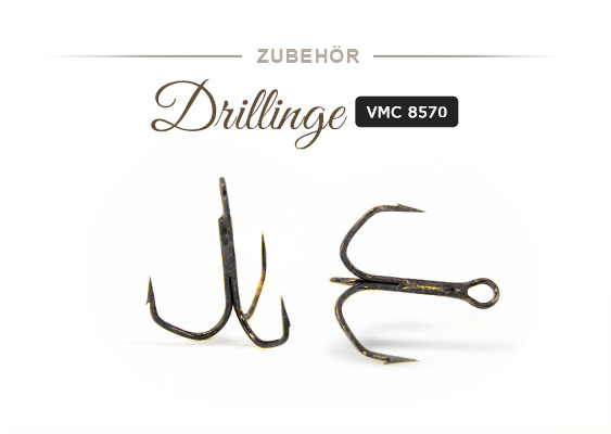 VMC 8570 Drillinge