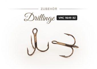 VMC 9649 BZ Drillinge