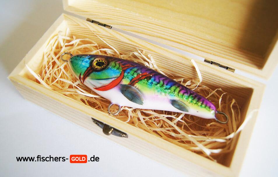 Geschenkbox für Angler