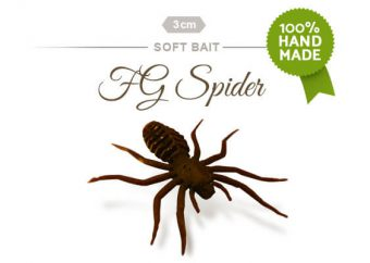 FG Spider Gummiköder