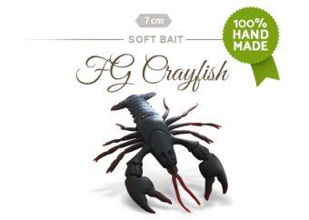 Crayfish Gummikrebs Krebsimitat