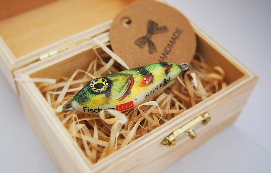 Geschenk für Angler