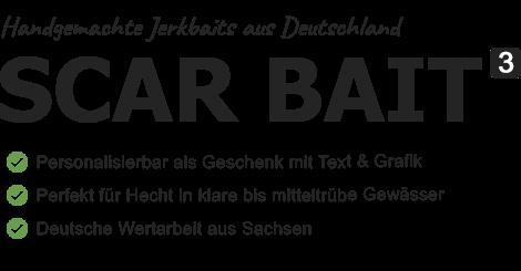 Scar Bait 3 Jerkbait